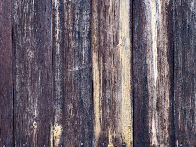 葡萄酒墙纸的木物质背景 库存图片