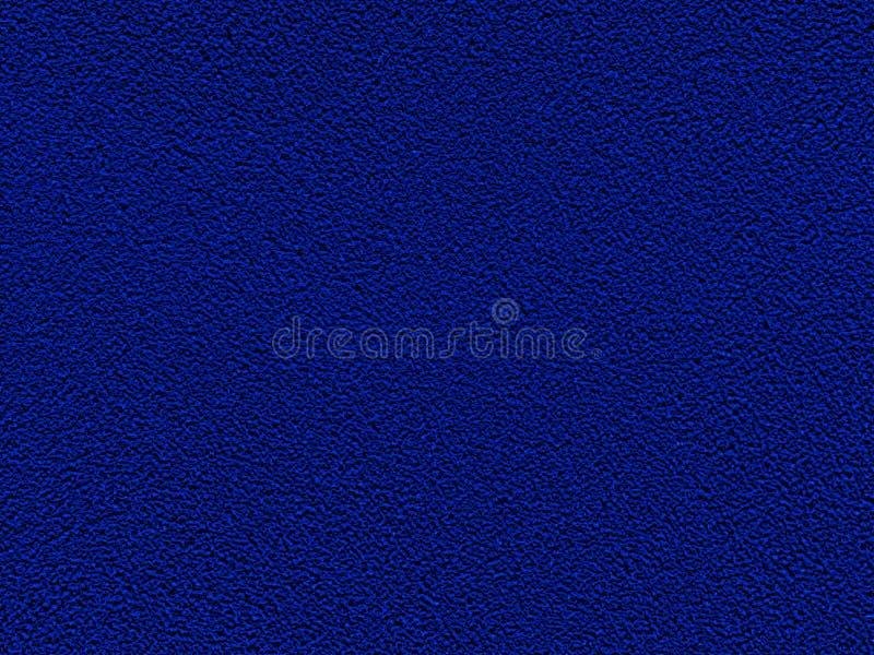蓝色织地不很细HDR背景 免版税图库摄影