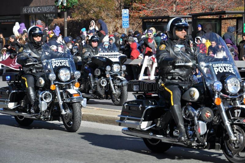 20ème Spectacular annuel de défilé de thanksgiving d'UBS, dans Stamford, le Connecticut images libres de droits