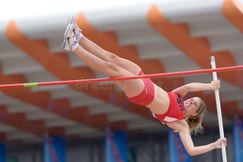 8èmes championnats de la jeunesse du monde d'IAAF photographie stock libre de droits