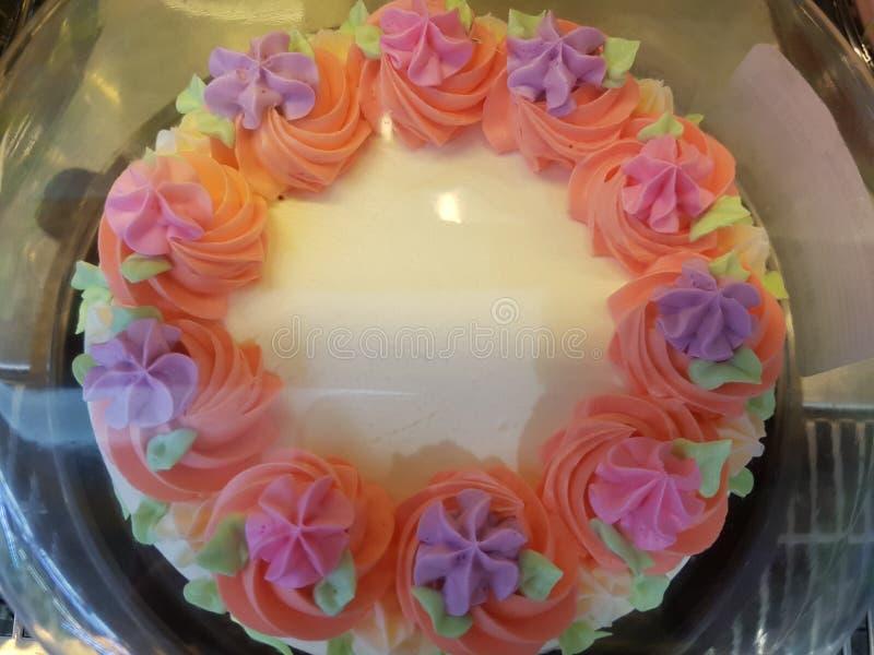 Één Fijne Cake royalty-vrije stock foto