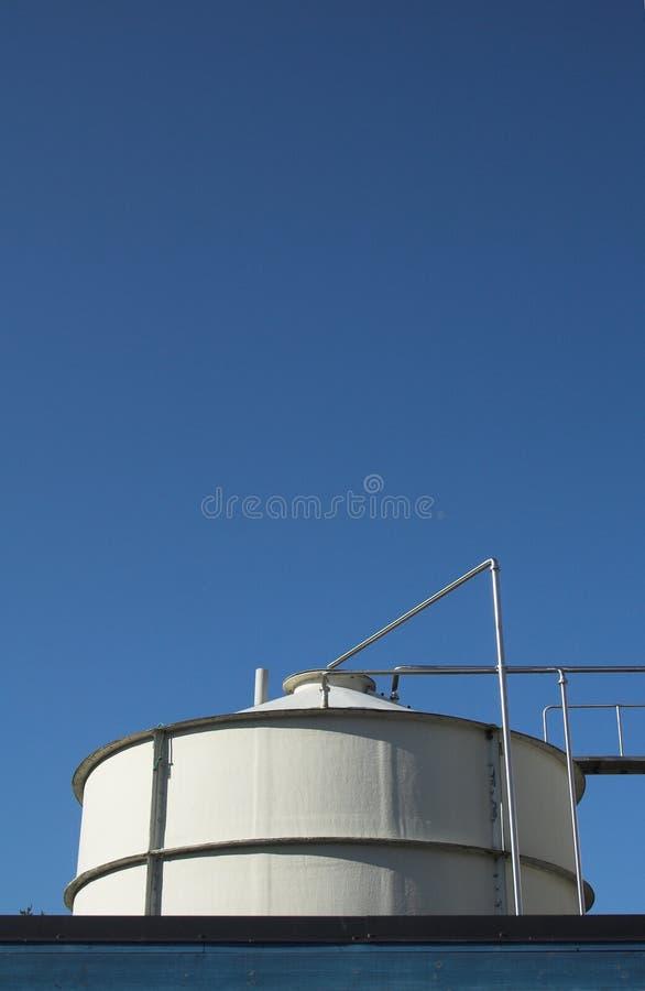 Één tank stock fotografie