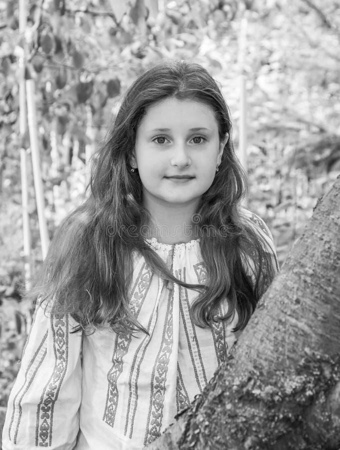 10 éénjarigenmeisje stock afbeeldingen