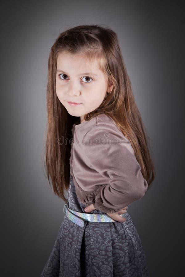 8 éénjarigenmeisje stock afbeeldingen