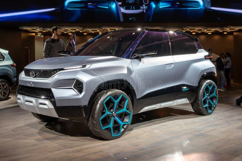 陶陶H2X微型的SUV汽车 图库摄影