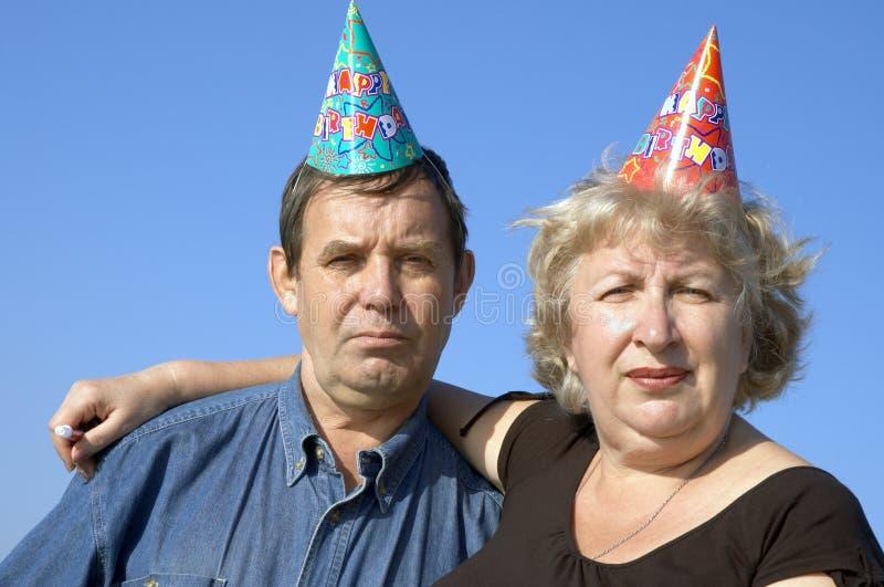 É aniversário! fotos de stock royalty free