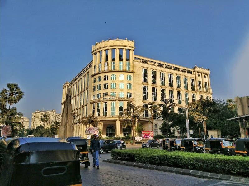 É Mumbai, ele é vida! fotografia de stock royalty free