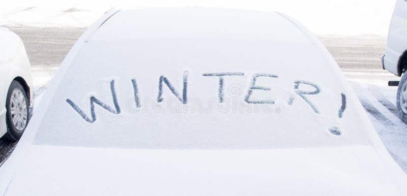 É parte externa fria. foto de stock royalty free