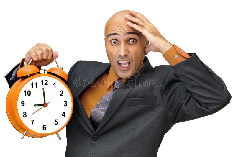É tempo!!!! fotografia de stock