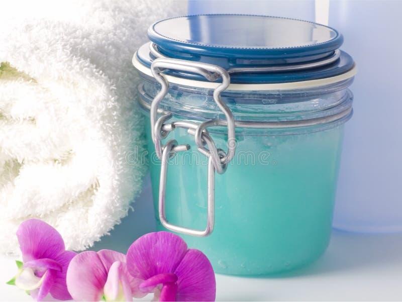 Écaillement biologique de peau photo stock