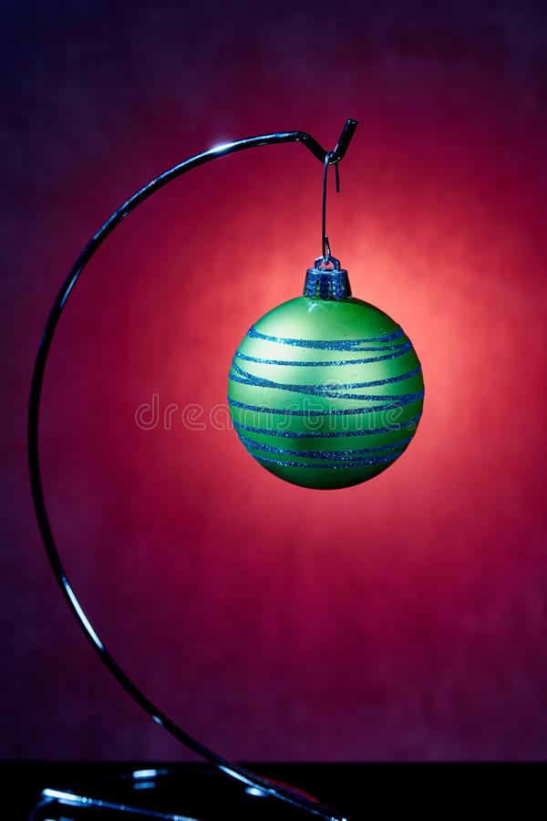 Écartez une certaine acclamation de Noël photographie stock