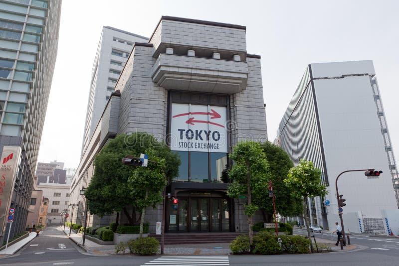 Échange courant de Tokyo au Japon