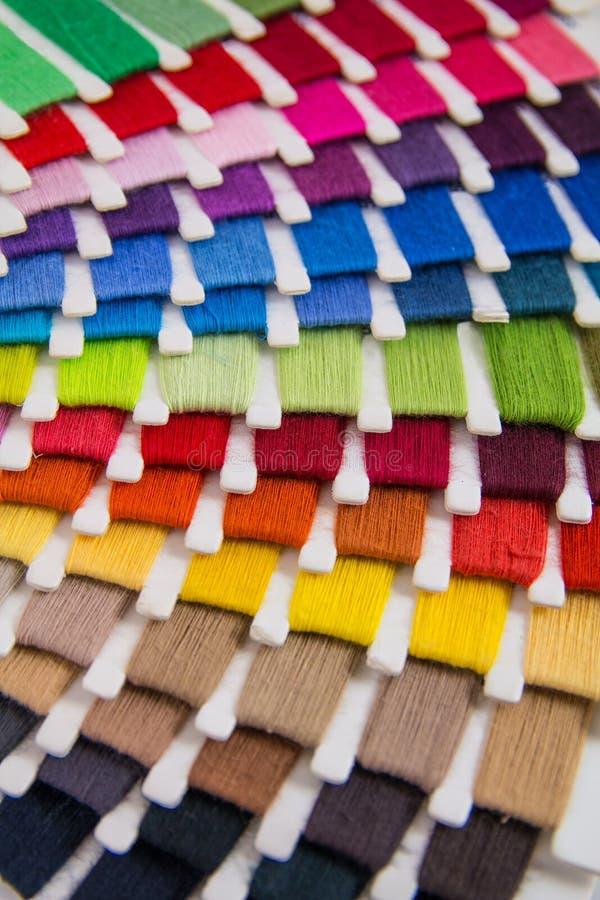 Échantillon de couleur photographie stock
