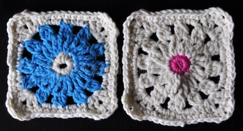 Échantillon de crochet photos libres de droits