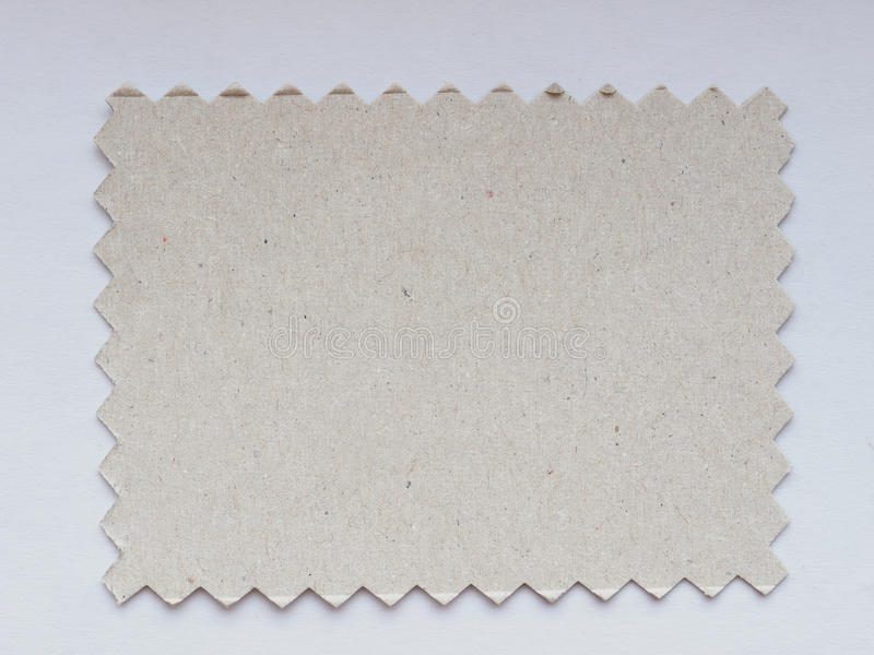 Échantillon de papier photographie stock