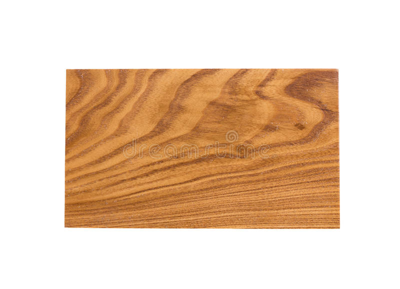 Échantillon de parquet de conseil en bois photo libre de droits