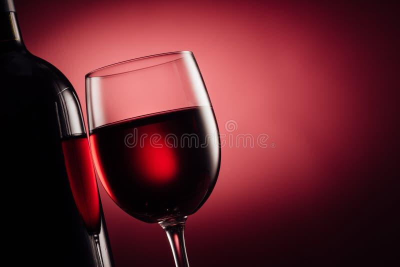Échantillon et célébration de vin images libres de droits