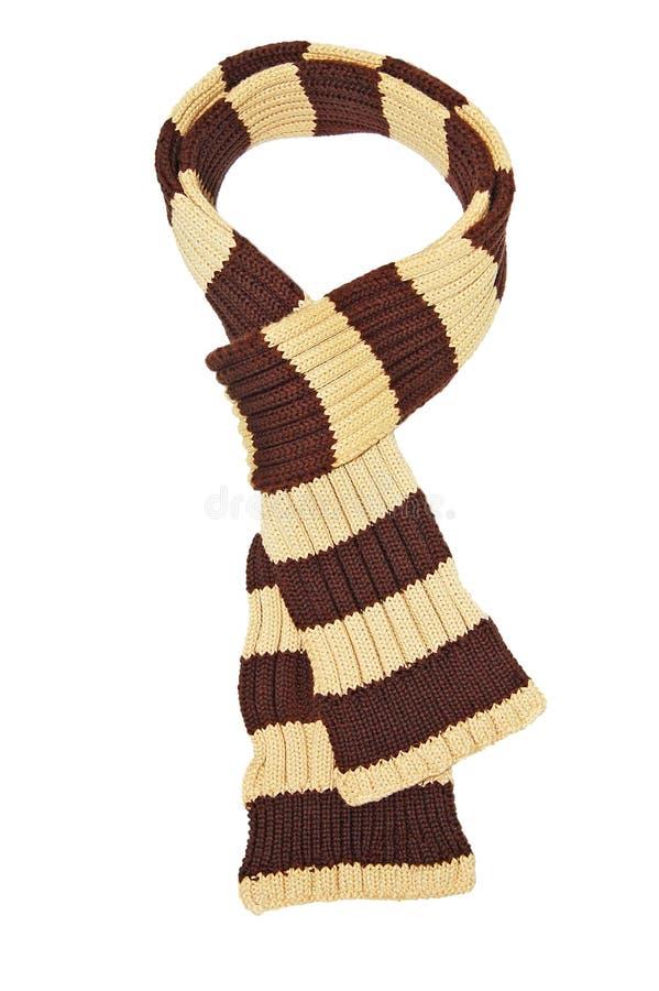 Écharpe de laines images libres de droits