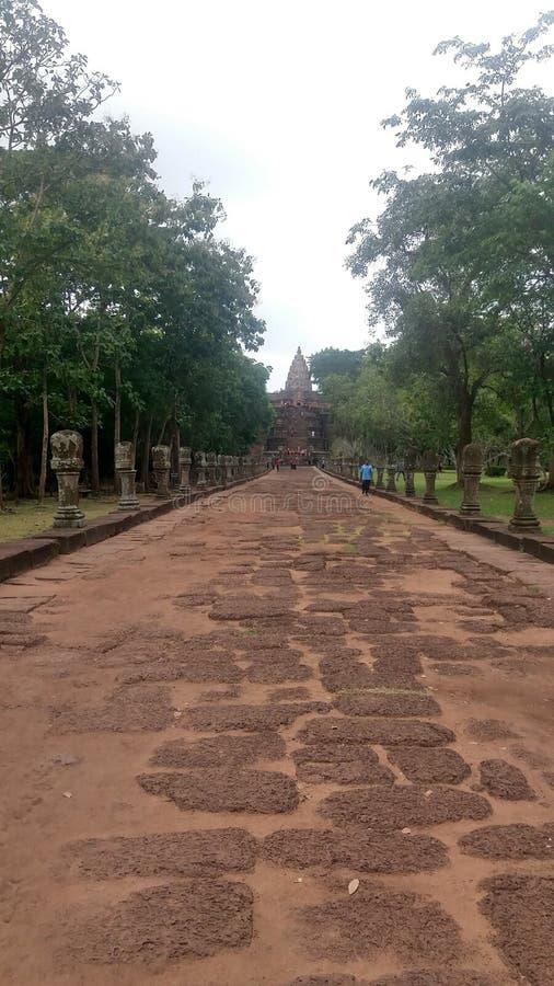 Échelon de Phnom image libre de droits