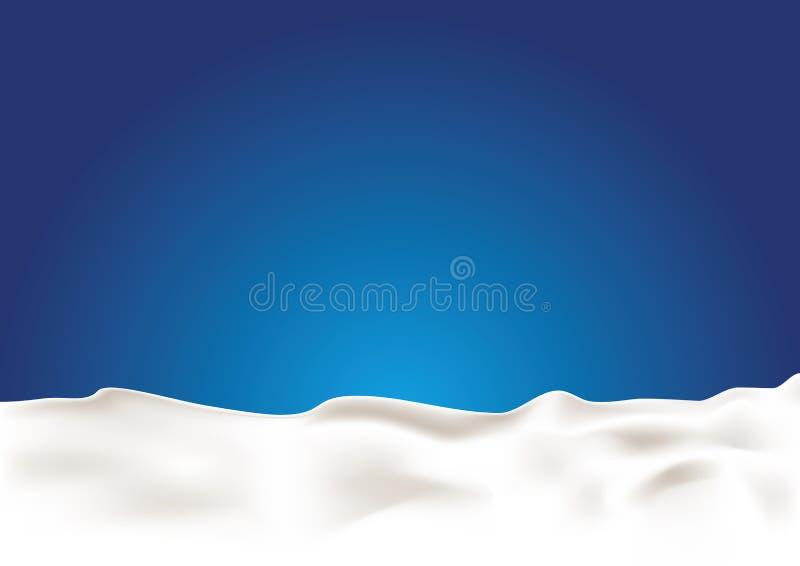 Éclaboussure de lait de vecteur illustration libre de droits
