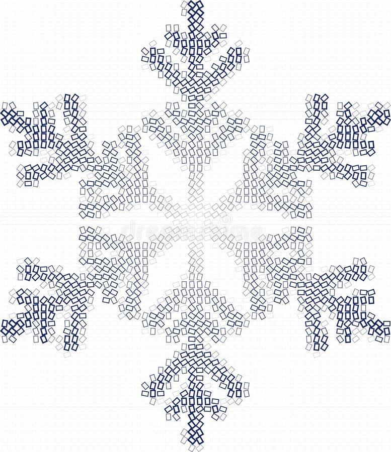 Éclaille et grands dos de neige