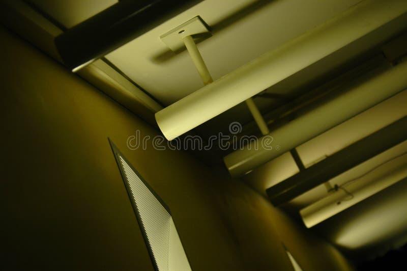 Download Éclairage Abstrait De Plafond Photo stock - Image du lumière, sons: 74508