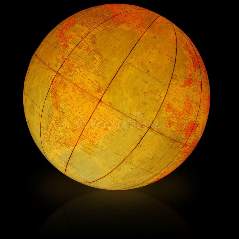 éclairage de globe image stock