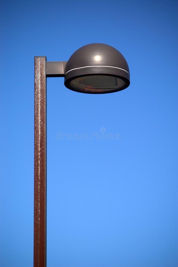 Éclairage de parking photographie stock