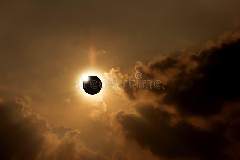 Éclipse images stock
