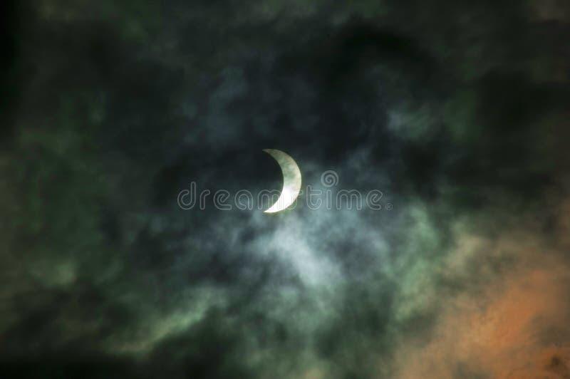 Éclipse photo stock