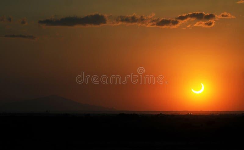 éclipse images libres de droits