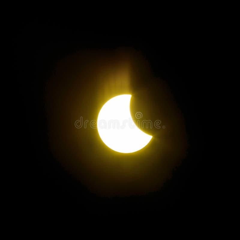 Éclipse de Sun photos stock