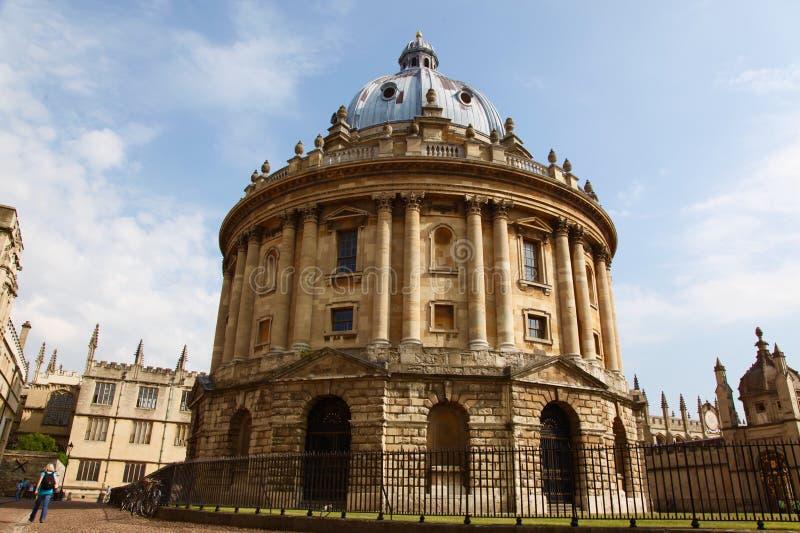 École d'instruction religieuse au XVème siècle d'Oxford photo stock