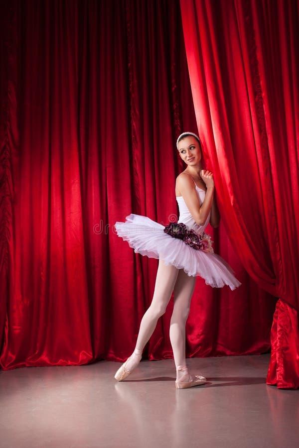 École de ballet image stock