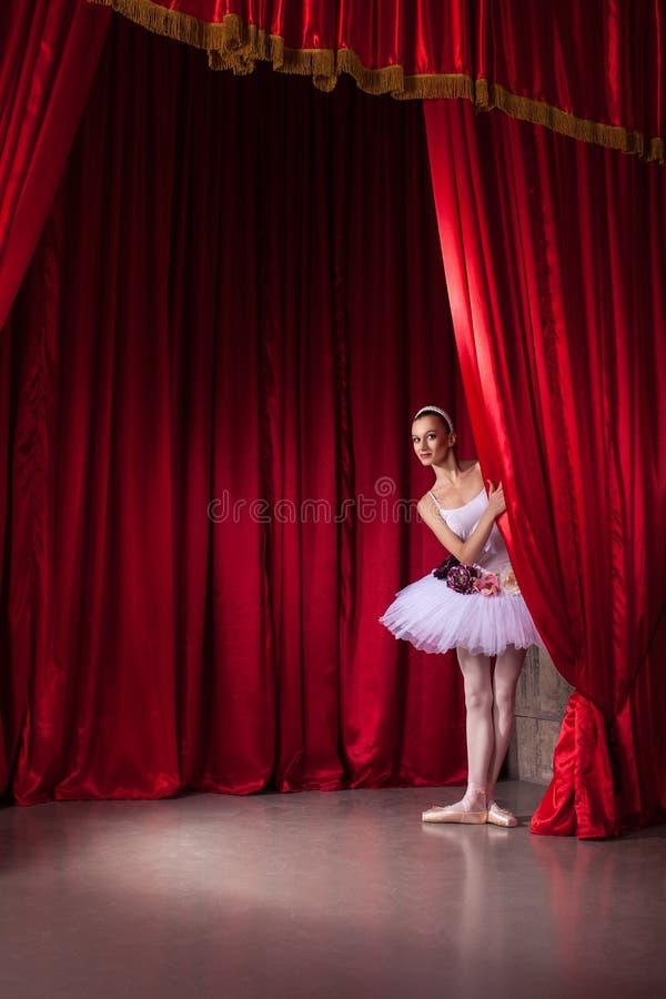 École de ballet images libres de droits