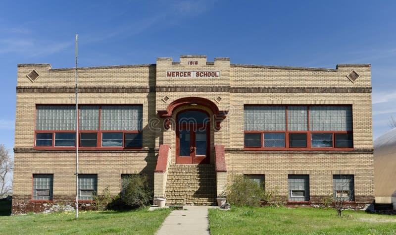 École de Merced photographie stock libre de droits