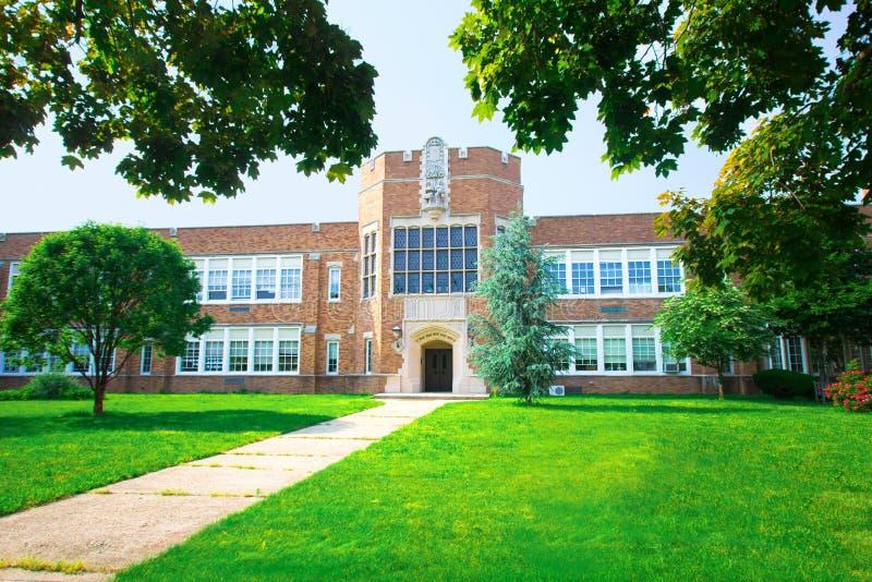 École primaire images stock