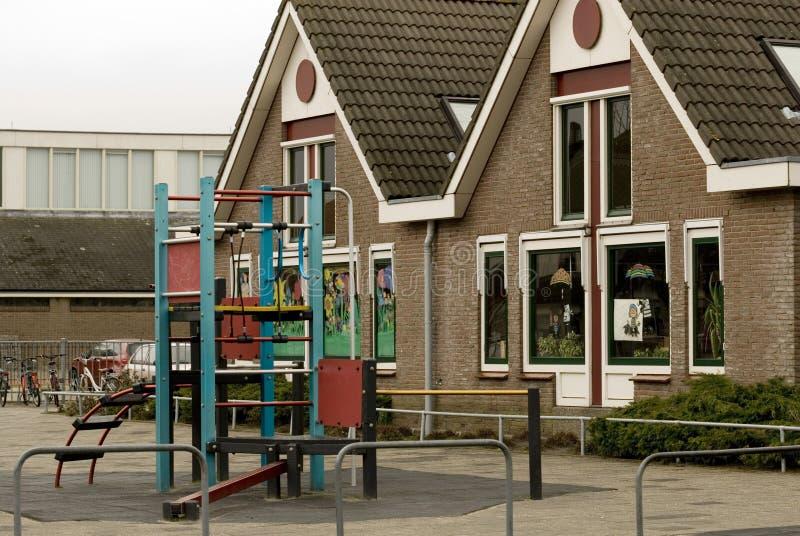 École primaire photographie stock libre de droits