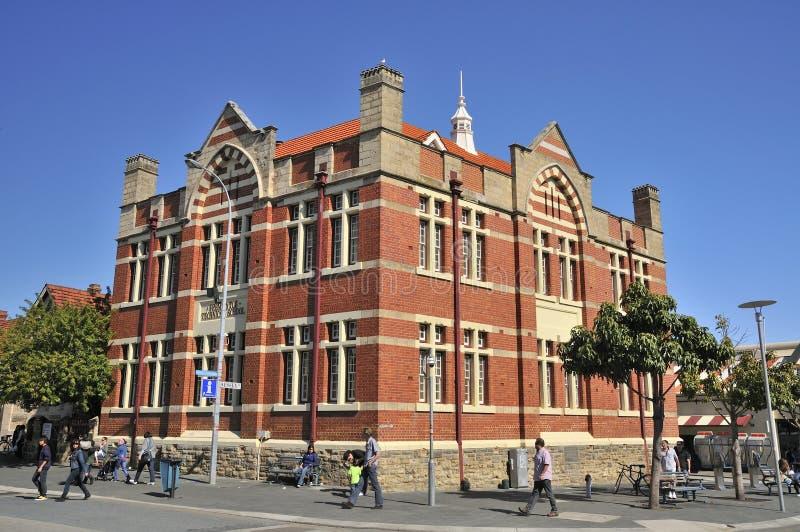 École technique de Fremantle photo libre de droits