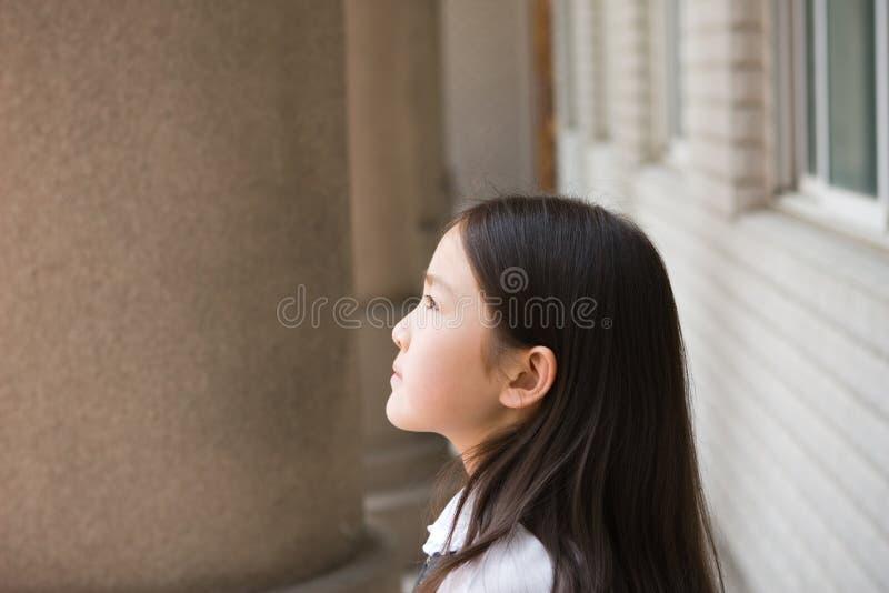 Écolière élémentaire images stock