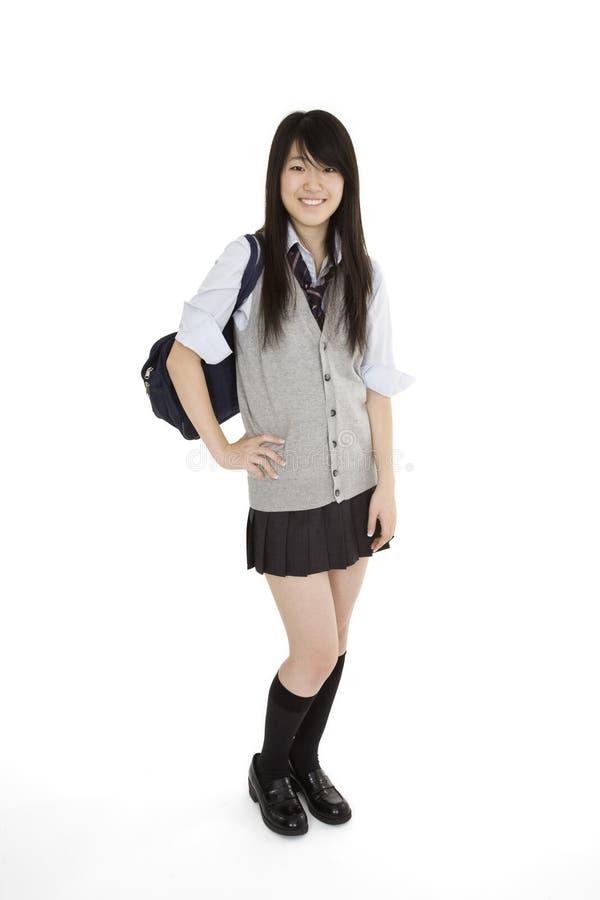 Écolière japonaise photos stock