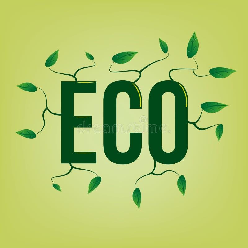 Download écologie illustration stock. Illustration du texte, pollution - 45359211
