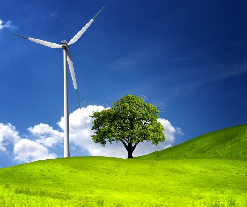 Écologie globale photographie stock libre de droits