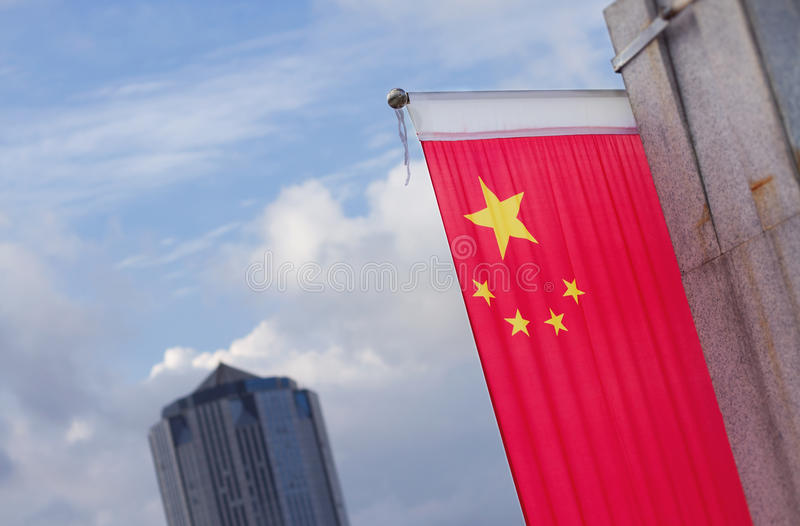 Économie éclatante chinoise photographie stock
