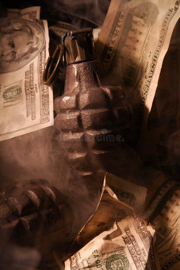 Économie explosive photo libre de droits