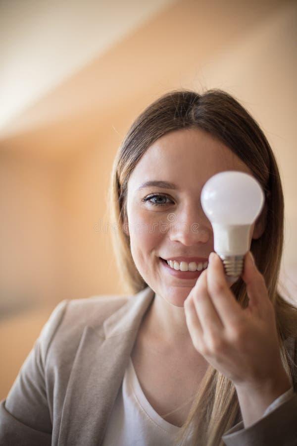 Économiser de votre énergie image libre de droits
