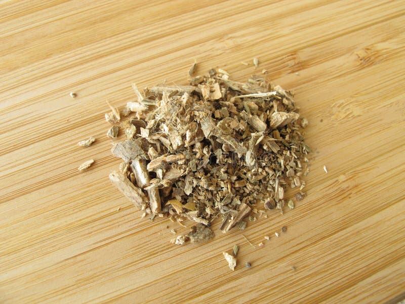 Écorce de Condorango, cortex de Condurango photo libre de droits