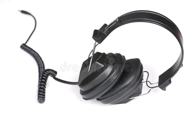 Écouteurs images stock