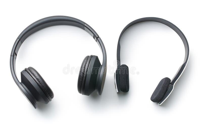 écouteurs sans fil images stock