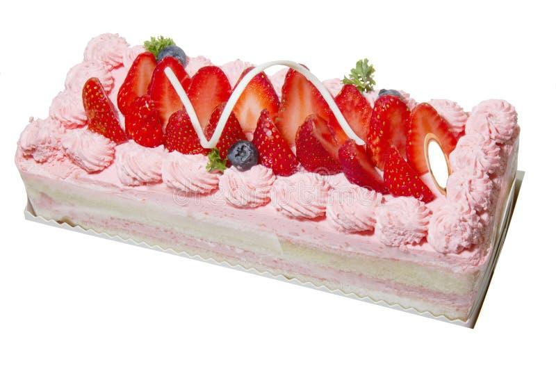 Écrémez le gâteau photos stock